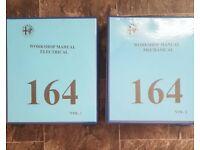 Alfa Romeo 164 Workshop Manuals