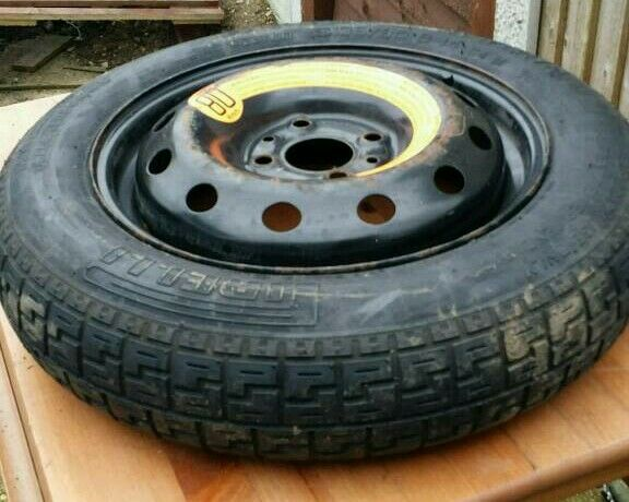 Space Sever Spare Wheel For Ford Ka