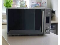 Kenwood 900W microwave/grill/combi