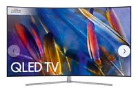 Samsung TV QE49Q7F 49 Inch model 4K Ultra HD Smart QLED