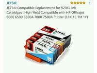 Printer cartridges hp 920xl
