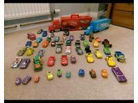 Disney Cars Bundle *rare* over 50 models