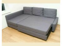 Corner Sofa Bed. Only £350. Excellent condition. *Free Delivery & Free assembly*
