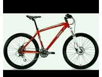 Saracen mountain bike mint condition hydraulic brakes £149.99 open to offers