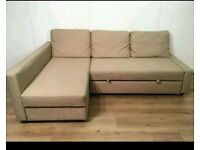 Beautiful Corner Sofa Bed. Only £340 *Free delivery & Free assembly*