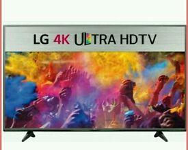 LG TV 49 Inch Smart 4K LED UHD 49UF640V