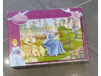 Cinderella jigsaw 50 piece. VGC. Smoke free and pet free home. Collection only