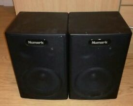 Numark NPM5 DJ Speakers for sale