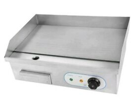 Commercial Electric griddle hot plate, burger grill BBQ Brand new