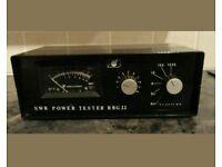 Bremi brg22 cb radio swr meter 1000w