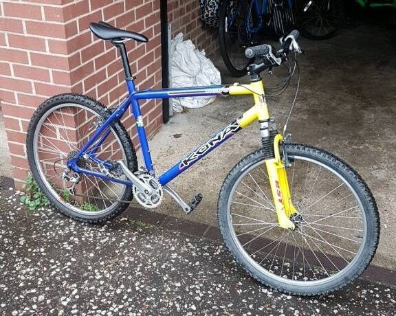 Classic Kona Mountain Bike For Sale In Norwich Norfolk Gumtree