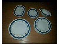 16 peaces vintage set Chinastyle Potters