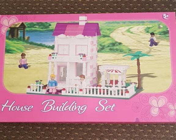 House Building Set - New