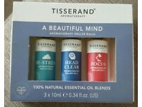 Tisserand Aromatherapy Natural Essential Oil Blends