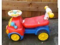 Ride On Toy Kids Car Push Along Children Bike Toddler Walker Baby Balance Toys