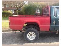 L200 truck body