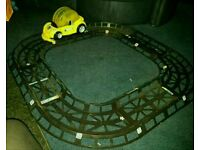 Hamster Critter Cruiser Car and Track