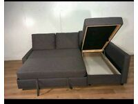 Stunning Corner Sofa bed. Only £350. *Free Delivery and Free Assembly*