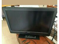 "32 "" Sony LCD tv full HD with build in freeview."
