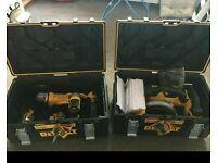 DeWalt DCK694M3 18v Cordless 6 Piece Kit 3 x 4.0AH Li-Ion