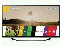 LG 55 inch 4K HD Smart TV 55UF770V