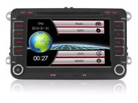 DVD MP3 MP4,SAT NAV,BLUETOOTH PLAYER IN BOX compatible with VW GOLF,PASSAT,TOURAN POLO,JETTA, ECT.