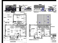 Land with planning for 5 Bedrooms