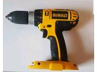 DEWALT DC 725 18 volt cordless drill - BODY ONLY