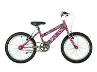 "NEW Bike Raleigh Krush Girls 18"" RRP£144.99"