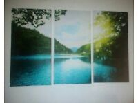 Nice painting (3 parts)