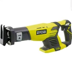 Ryobi RRS1801M ONE+ 18v Cordless Reciprocating Saw Body Only