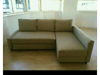 Corner Sofa Bed.Only £300 *Free delivery & Free assembly*