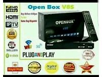 Openbox V8 With 12 month gift