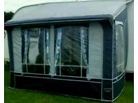 Wanted caravan porch awning