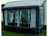 Wanted caravan porch awning