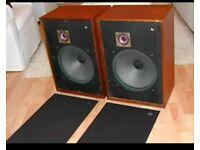 Wharfedale melton 2 large speakers