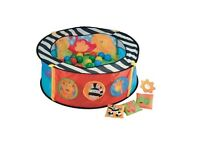 ELC Sensory Baby Infant Toddler Ball Pit With Balls