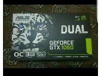 Gtx 1060 3gb asus dual