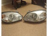 Daewoo lanos headlights
