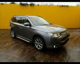 Mitsubishi Outlander 2015 PHEV S GX5H Hybrid (Cat C) - ALL PARTS INCLUDED