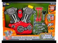 NEW Build your own engine set
