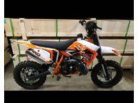 IMR racing....... 50cc kids motocross bikes...