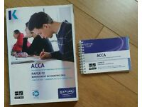 ACCA accounting book