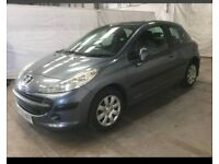 PEUGEOT 207 1.4 95 VTI S Hatchback CHEAP RELIABLE CAR not 307 207 208 107 aygo golf