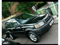Land Rover Freelander Convertible