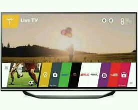 LG 55 inch 4K HD Smart TV 55UF770V
