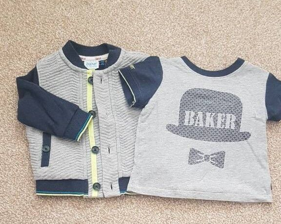 d970536aa21423 Baby boy clothes Ted Baker size 6-9 months £10