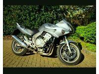 Honda CBF1000 motorcycle