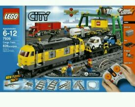 Lego City 7939 Cargo Train (New)
