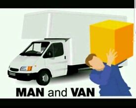 Man with Van and removal service